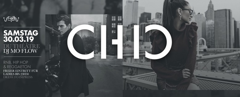 Chic - ladies free entry till 23h30