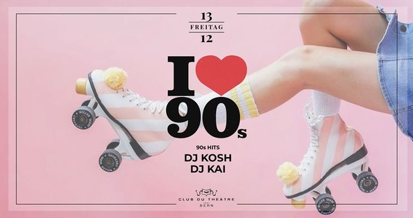 90's Hits Party